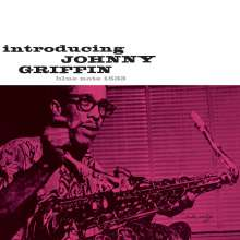 Johnny Griffin (1928-2008): Introducing (180g), LP