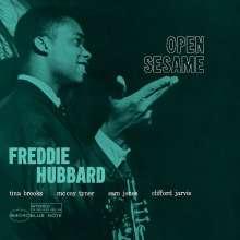 Freddie Hubbard (1938-2008): Open Sesame (180g), LP