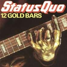 Status Quo: 12 Gold Bars (180g), LP