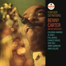 Benny Carter (1907-2003): Further Definitions (180g), LP