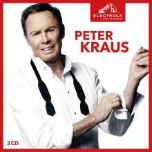 Peter Kraus: Electrola... Das ist Musik!, 3 CDs