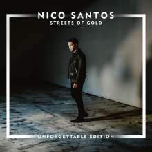 Nico Santos: Streets Of Gold (Unforgettable Edition), CD