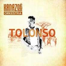 Kanazoé Orkestra: Tolonso, CD