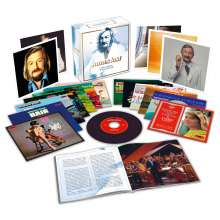 James Last: The Album Collection (Limited-Edition), 25 CDs