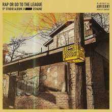 2 Chainz: Rap Or Go To The League, CD