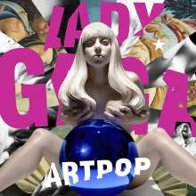 Lady Gaga: Artpop, CD
