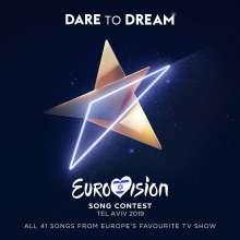 Eurovision Song Contest - Tel Aviv 2019, 2 CDs