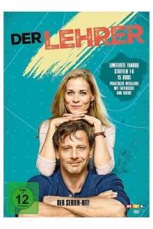 Der Lehrer Staffel 1-6 (Limitierte Fanbox), 15 DVDs