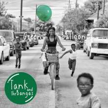 Tank And The Bangas: Green Balloon (Limited-Edition) (Green Vinyl), 2 LPs