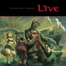 Live: Throwing Copper (25th Anniversary Edition) (180g), 2 LPs