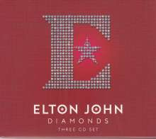Elton John: Diamonds (Deluxe-Edition), 3 CDs