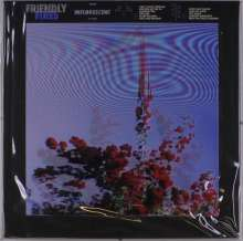 Friendly Fires: Inflorescent (180g) (Limited Deluxe Edition) (Clear Vinyl), LP