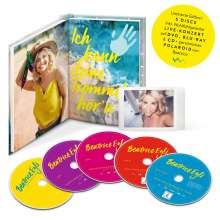 Beatrice Egli: Natürlich! (Limited-Super-Deluxe-Edition), 3 CDs