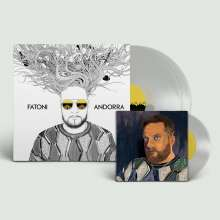 "Fatoni: Andorra (Limited-Deluxe-Edition) (Translucent Vinyl), 2 LPs, 1 Single 7"" und 1 CD"