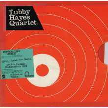 Tubby Hayes (1935-1973): Grits, Beans And Greens: The Lost Fontana Studio Sessions 1969 (Deluxe-Edition), 2 CDs