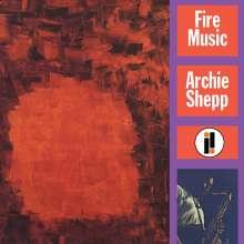 Archie Shepp (geb. 1937): Fire Music (180g), LP