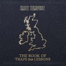 Kate Tempest: The Book Of Traps And Lessons (Limited-Deluxe-Edition), CD