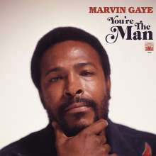 Marvin Gaye: You're The Man, CD