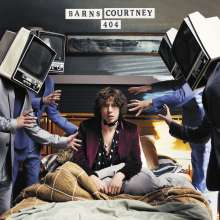 Barns Courtney: 404, LP