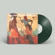 Iggy Pop: Zombie Birdhouse (remastered) (Limited Edition) (Green Vinyl), LP
