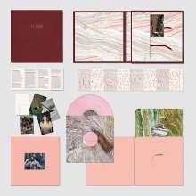Florence & The Machine: Lungs (10th Anniversary Edition) (Limited Edition Boxset) (Pink Vinyl), 2 LPs