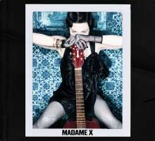 Madonna: Madame X (Limited-Deluxe-Hardcover-Book), 2 CDs