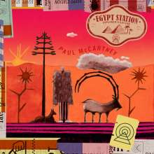 Paul McCartney (geb. 1942): Egypt Station (Explorer's Edition) (180g) (Limited-Edition) (Magenta & Purple Vinyl), 3 LPs