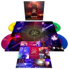 Soundgarden: Live From The Artists Den (180g) (Limited Edition) (Colored Vinyl), 4 LPs