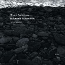 Marco Ambrosini (geb. 1964): Resonances, CD
