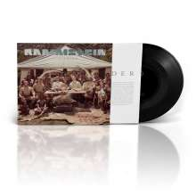 Rammstein: Ausländer (Limited-Edition), Single 10""