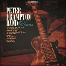 Peter Frampton: All Blues, CD
