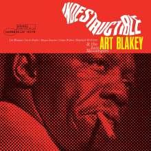 Art Blakey (1919-1990): Indestructible (180g), LP