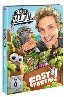 Sascha Grammel: Fast Fertig!, 2 DVDs