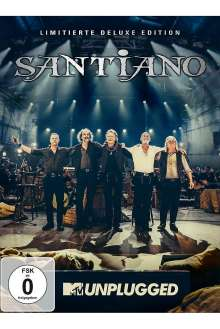 Santiano: MTV Unplugged (Limited-Deluxe-Edition), 2 CDs