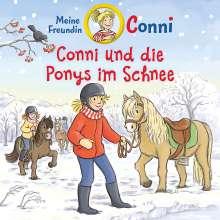 60: Conni Und Die Ponys Im Schnee, CD