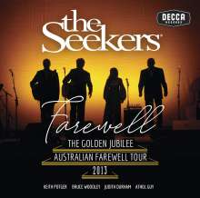 The Seekers: Farewell: The Golden Jubilee Australian Farewell Tour 2013, CD