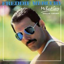 Freddie Mercury: Mr. Bad Guy (Special Edition), CD
