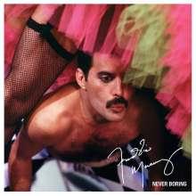 Freddie Mercury (1946-1991): Never Boring, CD