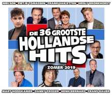 De 36 grootste Hollandse Hits: Zomer 2019, 2 CDs