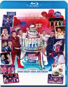 Toppers: Toppers In Concert 2019: Happy Birthday Party, Blu-ray Disc