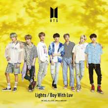 BTS (Bangtan Boys/Beyond The Scene): Lights / Boy With Luv (Limited-Edition A), 2 CDs