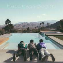 Jonas Brothers: Happiness Begins, CD