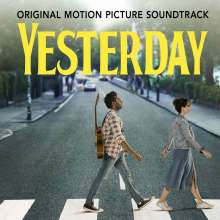 Filmmusik: Yesterday, CD