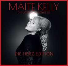 Maite Kelly: Die Liebe siegt sowieso (Die Herz Edition), CD