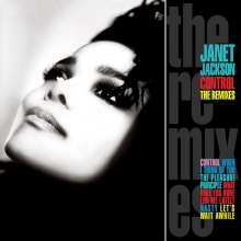 Janet Jackson: Control: The Remixes, CD