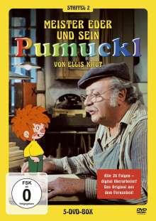 Pumuckl - Meister Eder und sein Pumuckl Staffel 2, 5 DVDs