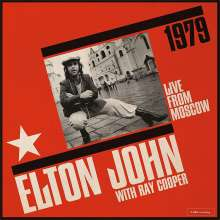 Elton John & Ray Cooper: Live From Moscow 1979, 2 CDs