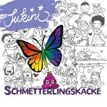 Sukini: Schmetterlingskacke, CD