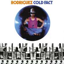 Rodriguez: Cold Fact, CD