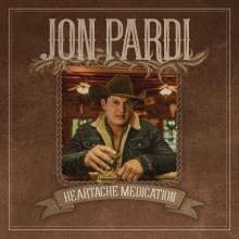 Jon Pardi: Heartache Medication, CD